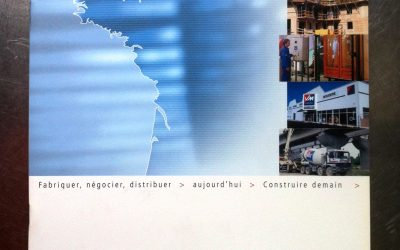 CREATION DE CATALOGUE VM MATERIAUX