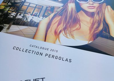 Création catalogue Ancenis / Nantes / Angers