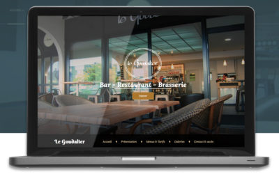 CREATION SITE INTERNET – Le Goudalier